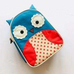 Skip Hop Zoo Owl Lunch Bag
